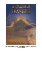 5eme Evangile tome 1