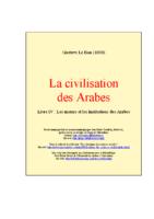 Arabes livre 4