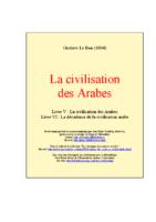 Arabes livres 5 6