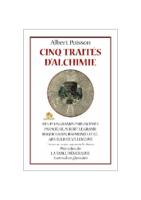 Cinq Traites d'Alchimie