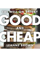 Eat well on $4 per day good-and-cheap