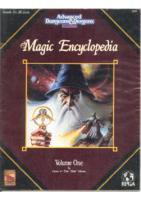 Encyclopédie de la magie Volume 1.(EN)