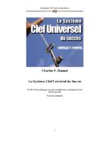 Le systeme clef universel du succes