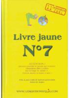 Livre jaune 7 (conspiration mondiale)