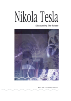 Nikola Tesla Discovering the future
