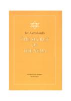 Secret of Veda Sri Aurabindo