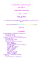 Traité sur les Sept Rayons (Volume 3) – Astrologie Esotérique