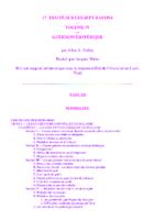 Traité sur les Sept Rayons (Volume 4) – Guérison Esotérique
