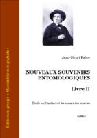 fabre souvenirs entomologiques livre 2